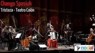 Tristeza (En Vivo en el Teatro Colón)