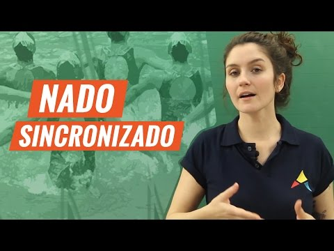 Glossário Olímpico | Nado Sincronizado