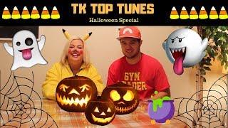 BEST Halloween Songs 2018 🎃😈👻 (TK Top Tunes Episode 17)