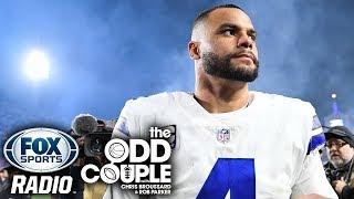 NFL - Should Dallas Cowboys Pay Dak Prescott $30 Million A Year?