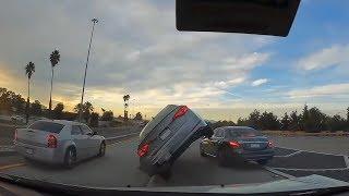 Car Crash Dashcam Compilation 2019 Russia // USA // Europe