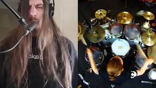 Bloodshot Dawn - Graviton Nightmare - Full Band Playthrough