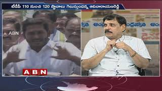 Discussion |Huge Bettings in AP and Telangana Over AP Elections 2019 Results|Public Point|ABN Telugu