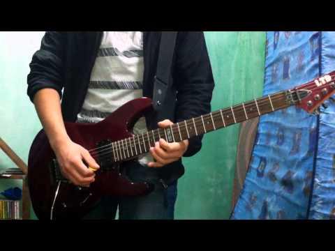 Naruto Shippuuden-Keisei Gyakuten/Reverse Situation (Guitar Cover)