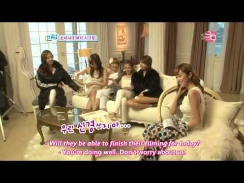Midnight TV Entertainment - SNSD Cut [02.10.11] (en)