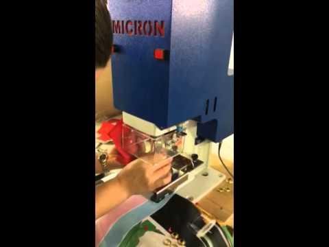 Micron MC-20 Sheet Metal & Plain Washer Installation