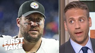 Ben Roethlisberger causes problems and the Steelers are overrated – Max Kellerman | First Take