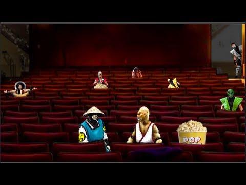 Mortal Kombat: EP #08 - At The Movies