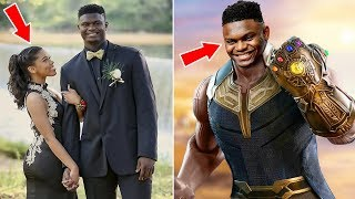 Top 10 Things You Didn't Know About Zion Williamson! (NBA)