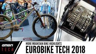 The Future Of Mountain Bike Tech At Eurobike 2018