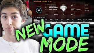 NEW GAME MODE! FANTASY DRAFT AND PLAY! NBA 2K16 SQUAD BUILDER