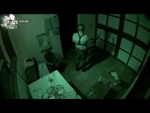 171008 SHINee Taemin going to haunted house