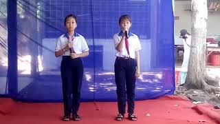 Giọng ca triển vọng nữ sinh lớp 6- Minh Thư