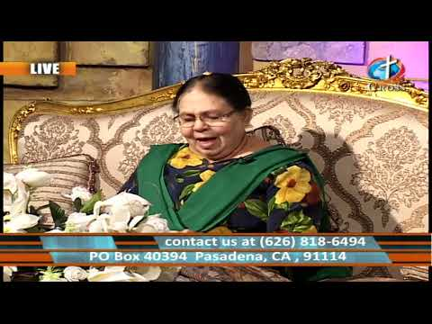 The Light of the Nations Rev. Dr. Shalini Pallil 08-25-2020