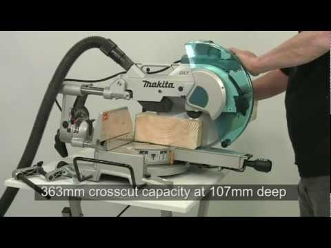 Makita LS1216L Sliding Compound Mitre Saw With Laser 110v Or 240v