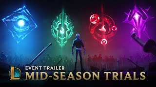 Represent Your House | Mid-Season Trials Animated Trailer - League of Legends