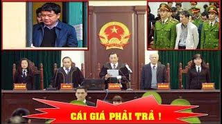 Bản án chính thức dành cho ông Đinh La Thăng và Trịnh Xuân Thanh - News Tube