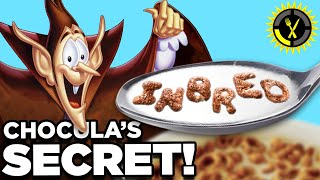 Food Theory: Count Chocula'sShamefulPast! (Halloween Breakfast Cereal)