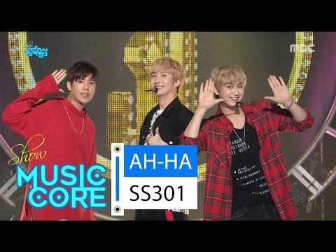 [HOT] SS301 - AH-HA, 더블에스301 - 아하 Show Music core 20160625