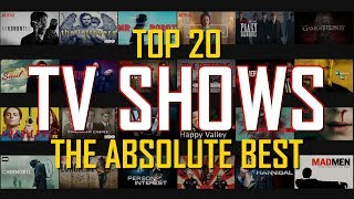 Top 20 Best TV Shows of the Decade to Watch Now! (2010 2019)