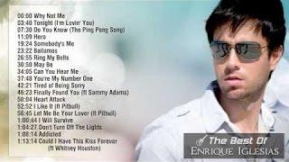 Enrique Iglesias BEST 20 SONGS in HD