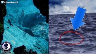 CREEPY Underwater Machine Sighted In Black Sea 11/20/16