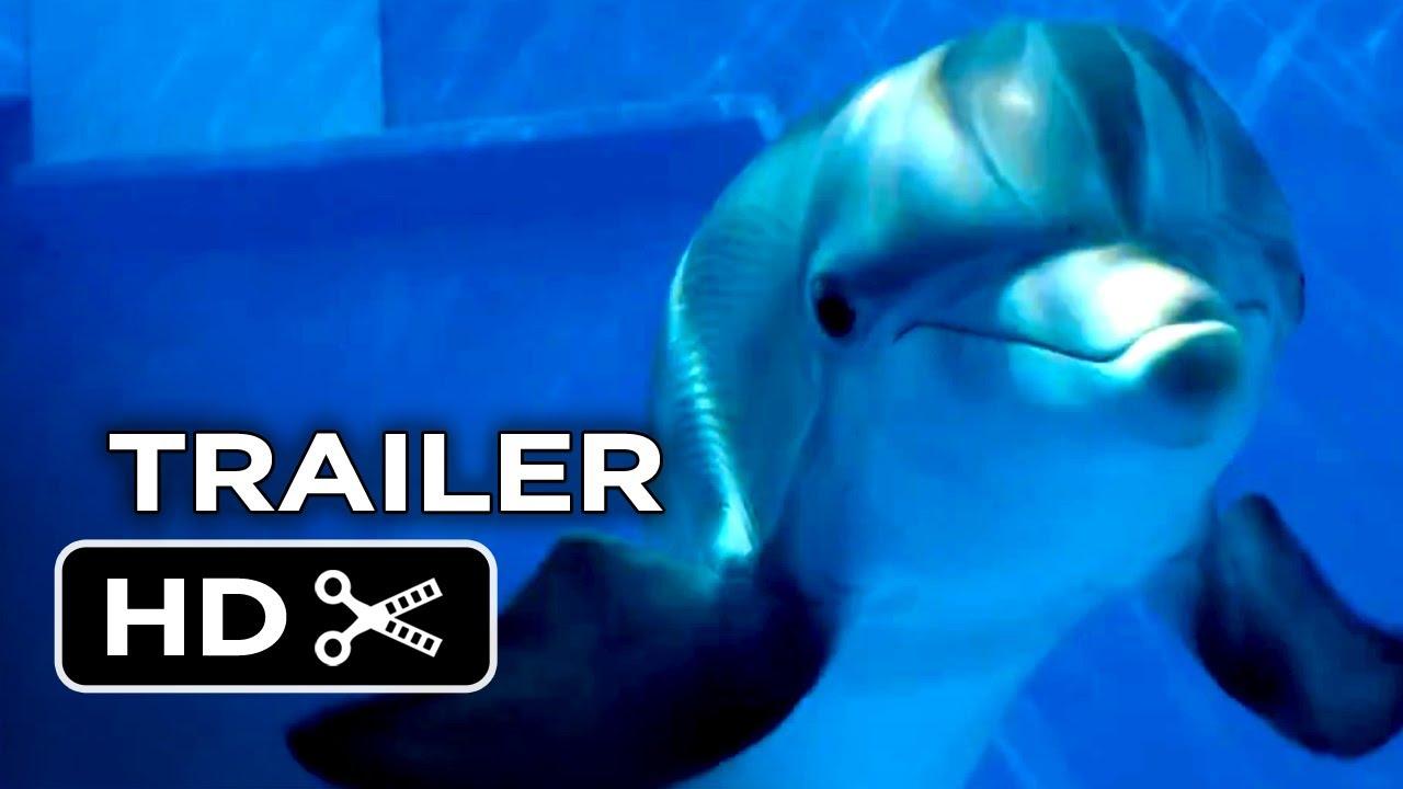 История на делфина 2 (2014) Трейлър