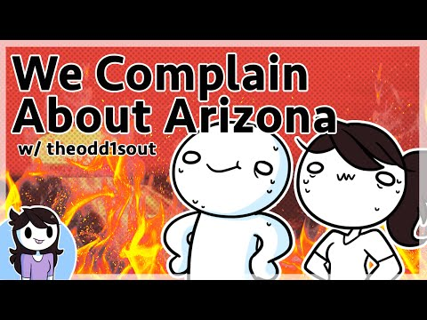 theodd1sout and I Complain About Arizona