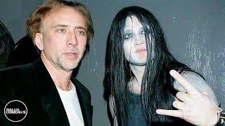 Así Es La Ridícula Vida De Nicolas Cage Y Sus Hijos 🤪👎
