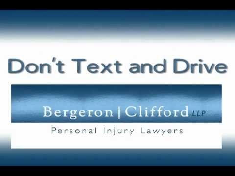 Focus on the Moment - Don't Text and Drive