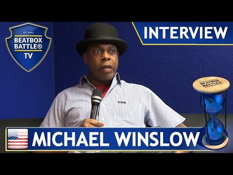 Michael Winslow from USA - Interview - Beatbox Battle TV - YouTube