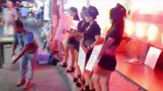 Gái Gọi - Phố Đèn Đỏ Thái Lan ( Part 1 )
