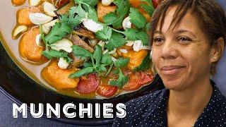 How To Make Goat Curry & Sweet Potato Gnocchi with Nina Compton
