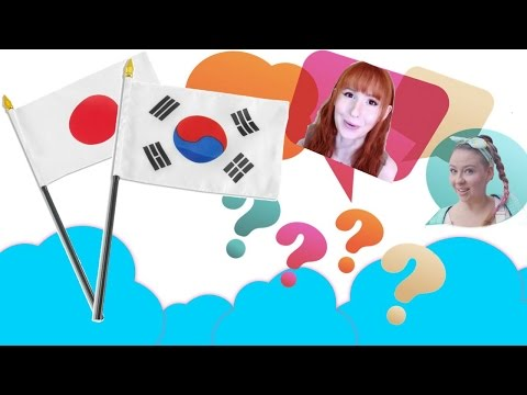 What Surprises us About Japan and South Korea