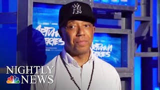 Russell Simmons, Tavis Smiley On Offense After Sexual Misconduct Allegations | NBC Nightly News