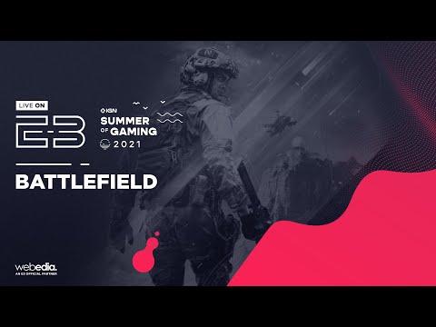 BATTLEFIELD: REVELAÇÃO DO NOVO GAME DA FRANQUIA AO VIVO