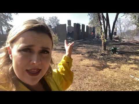 California Wildfires: River Fire in Colfax update