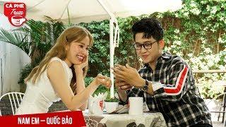 """Gặp gỡ Nam Em – Hoa khôi """"độc, lạ"""" của showbiz Việt cùng Host Quốc Bảo I CÀ PHÊ TRƯA"""