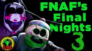 FNAF Puppet Outside My Window! | Final Nights 3