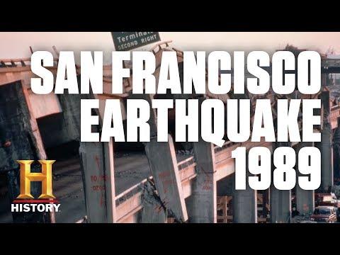 The 1989 San Francisco Earthquake | History