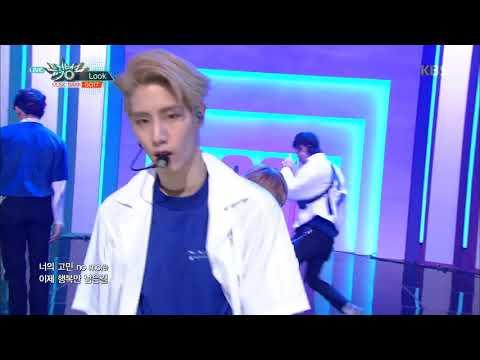 뮤직뱅크 Music Bank - Look - GOT7.20180323