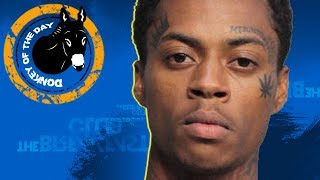Social Media Stuntman Arrested in Dunkin' Donuts Burglary