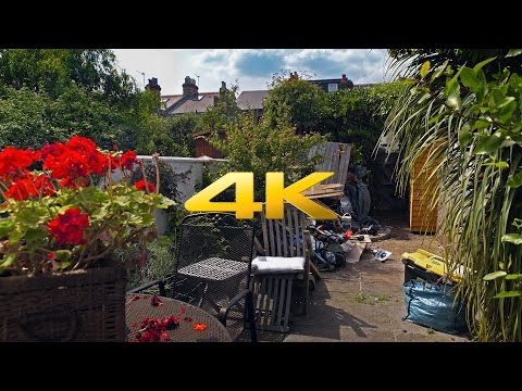 Sony Alpha a7s - 4K Test