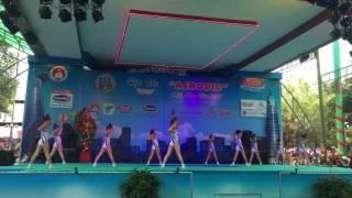 Giải nhất AEROBIC mầm non 2017 - MN Họa Mi 2, Q5