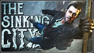 Let's Play The Sinking City Part 1 - 1920s Lovecraftian Detective Mystery - PC First Look