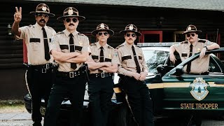 SUPER TROOPERS 2 - Official Teas HD