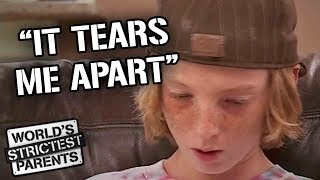 Jacob Receives An Emotional Letter | World's Strictest Parents