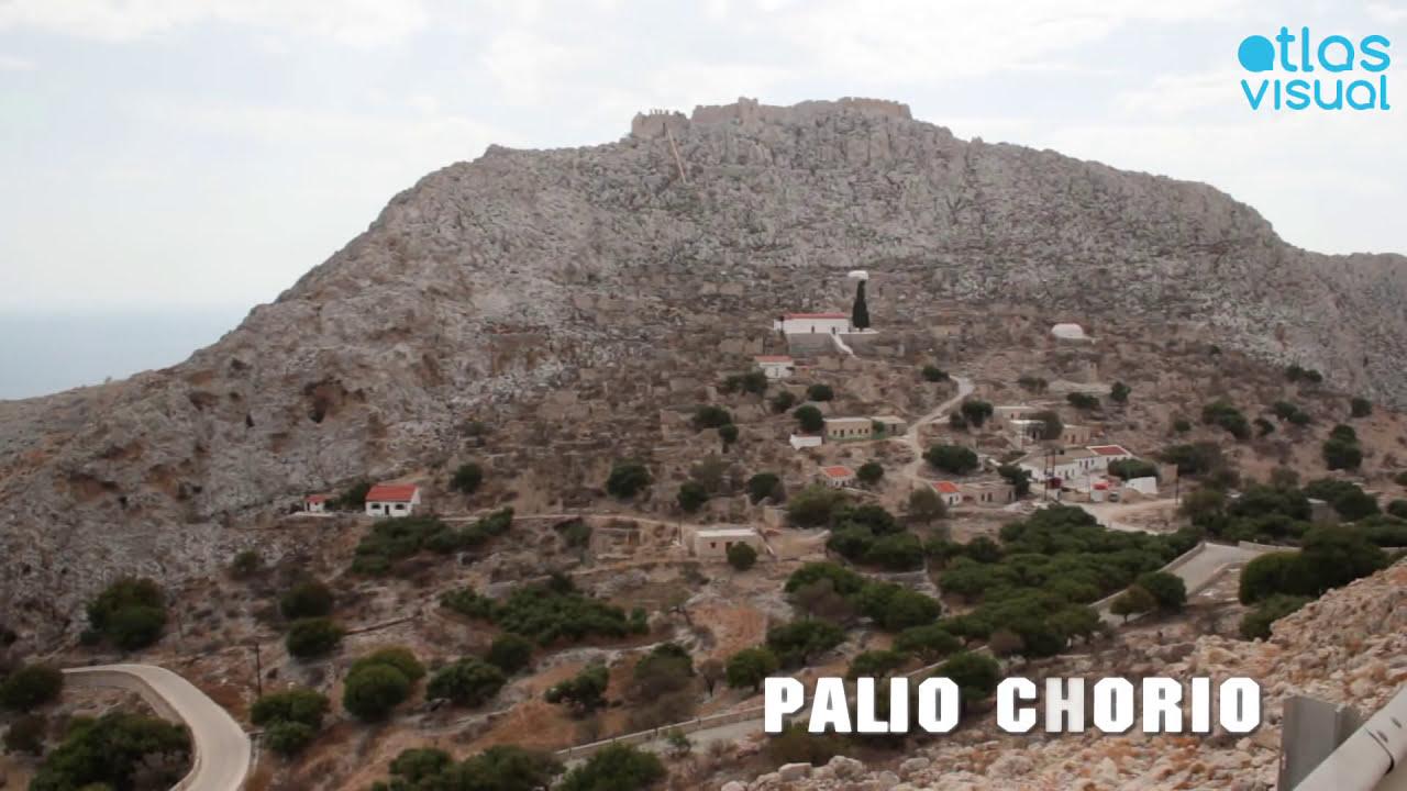 Old Town Castle Halki