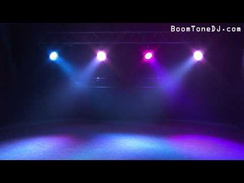 Vidéo BoomToneDJ - Par 56 RGB LED SIL