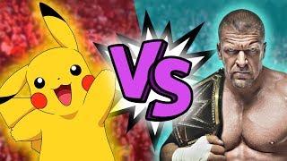 WEIRDEST WWE2K18 MATCHES